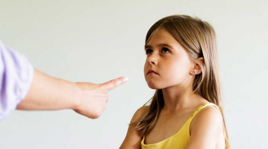 نه گفتن به کودک