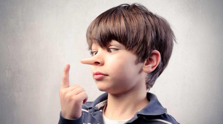 دروغگویی در کودکان