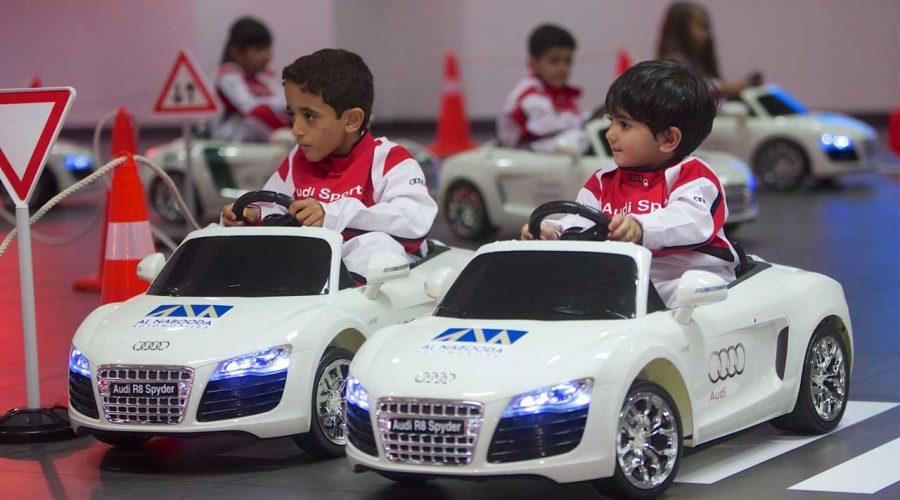 علاقه کودک به رانندگی