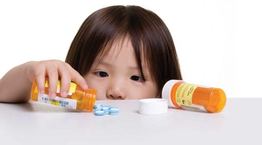 مصرف استامینوفن در کودکان