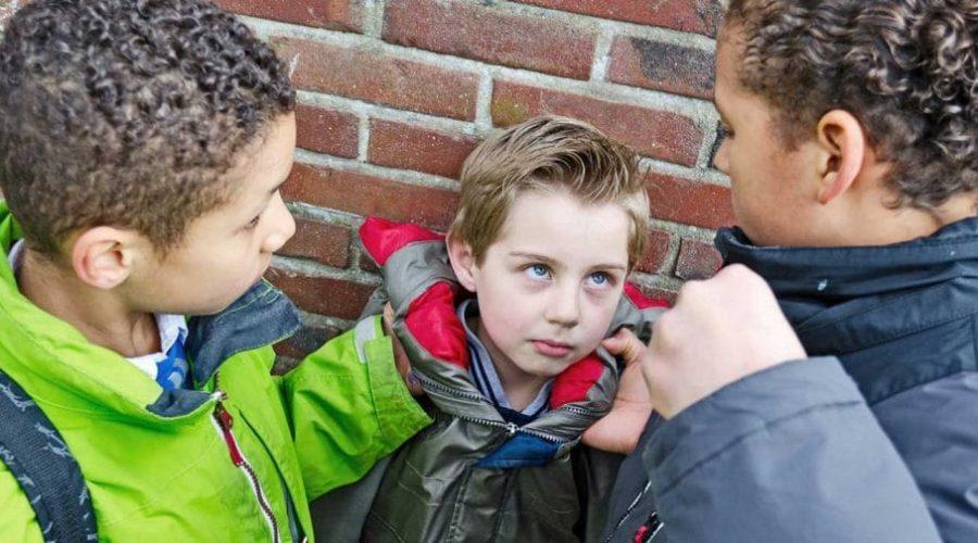 جلوگیری از زورگویی کودکان