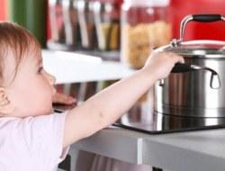 چگونه از بروز سوختگی در کودکان جلوگیری کنیم؟
