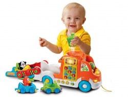 اسباب بازی کودک چه ویژگی هایی باید داشته باشد؟