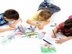 اثرات نقاشی کشیدن در کودکان